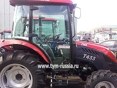 tym t433 на складе в Санкт-Петербурге